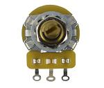 CTS 500k Long Shaft Audio Taper Pot