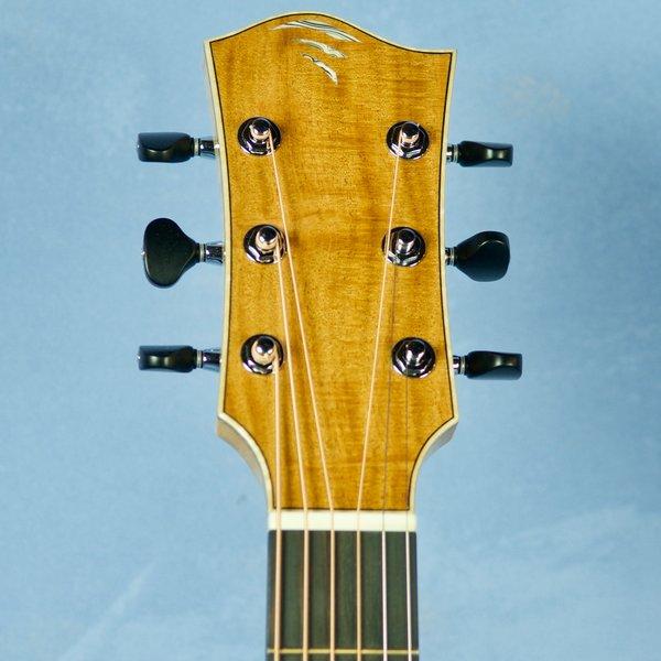 2017 Gerber RL15+ Cuban Mahogany / Swiss Moon Spruce   Bluedog Guitars