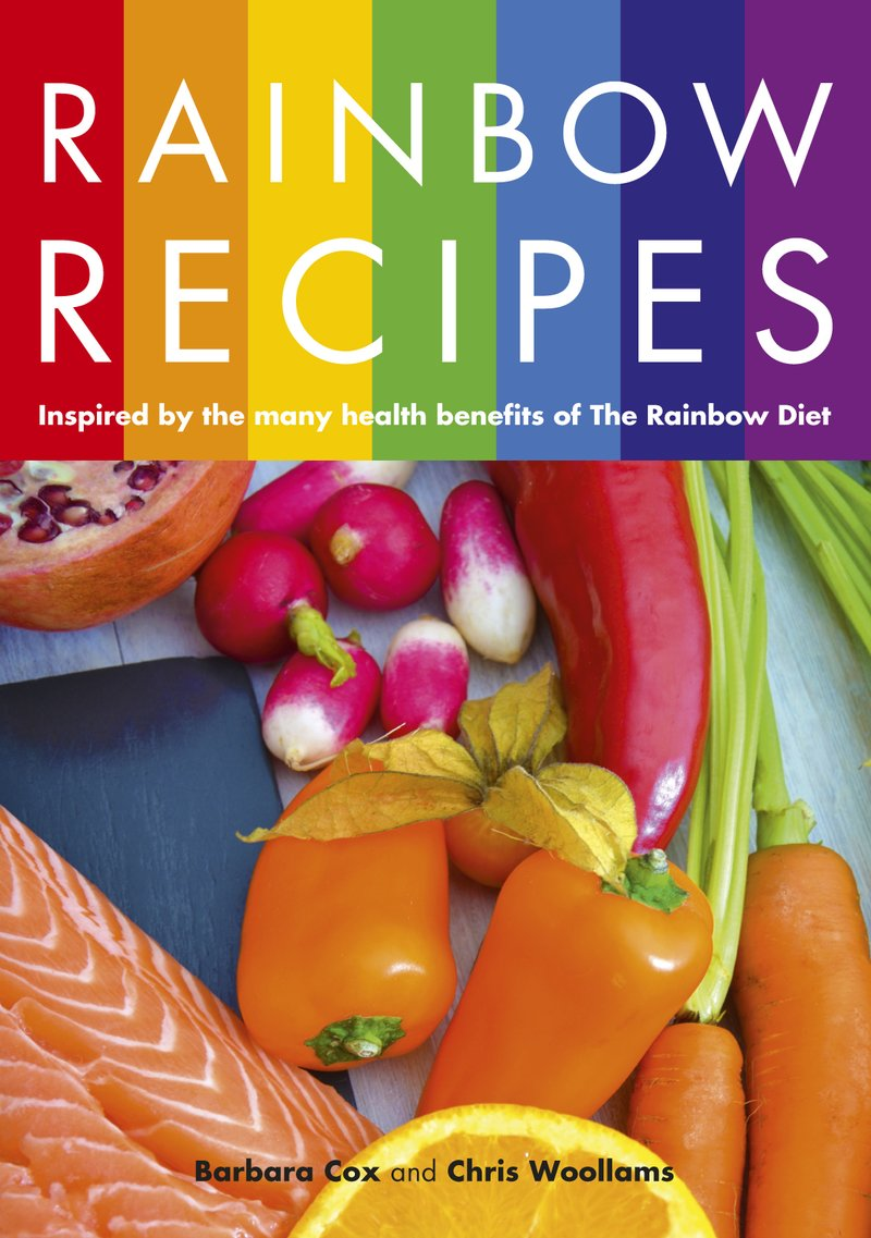 Barbara cox the rainbow chef and co author of rainbow recipes the rainbow recipe story forumfinder Images