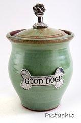 Small Dog Treat Jar