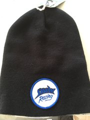 Shark Racing Black Beanie