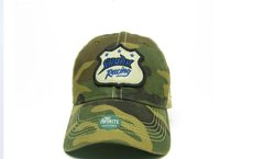 Shark Racing Camo Old Favorite Trucker- Adjustable