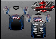 Shark Racing 2017 Crew Shirt