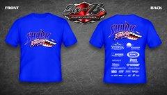 2018 Shark Racing Crew T-Shirt