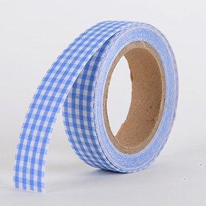Fabric Decorative Tape, Checker, SKU: CH004