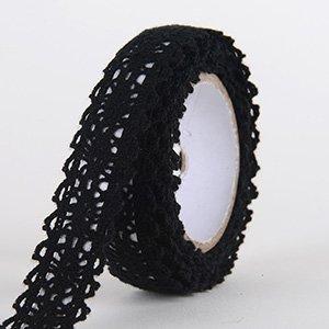 Fabric Decorative Tape, Lace, SKU: LA104