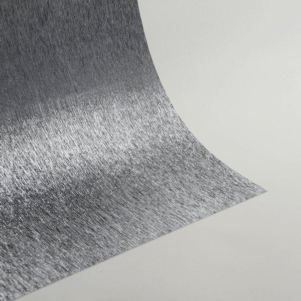 """Satin Glitter Card Stock, 12"""" x 12"""" x 3 sheets, Silver, SKU# GCS-1212101-3"""