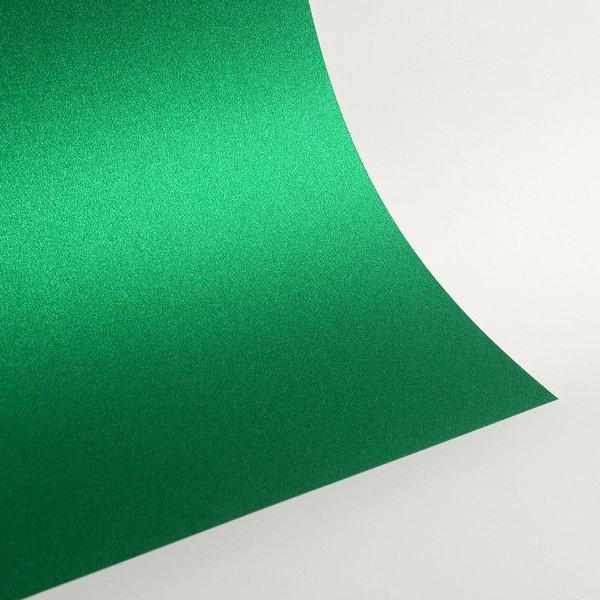 "Ultra Fine Glitter Card Stock, 12"" x 12"" x 3 sheets, Green , SKU# GC-1212005-3"