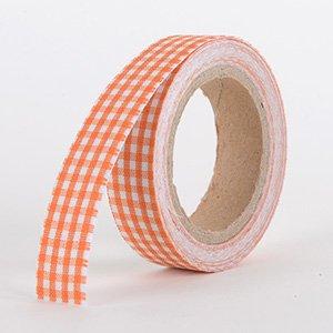 Fabric Decorative Tape, Checker, SKU: CH007