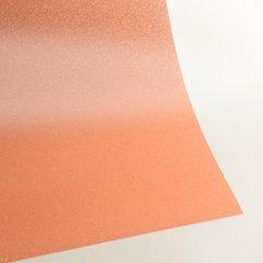 """Ultra Fine Glitter Sticky Paper, 12"""" x 12"""" x 1 sheet, Rose Gold, SKU# GT-1212019"""