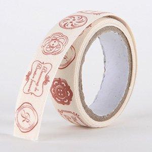 Fabric Decorative Tape, Cotton, SKU: CT008