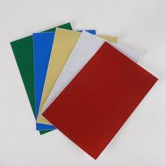 """Ultra Fine Glitter Sticky Paper, Mix Pack(1) , 6"""" x 9"""" x 5 Sheets, SKU# GT-158"""
