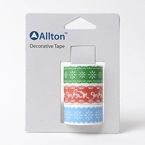 OPP Decorative Tape, Lace, Flat Edge, SKU: TOB180036