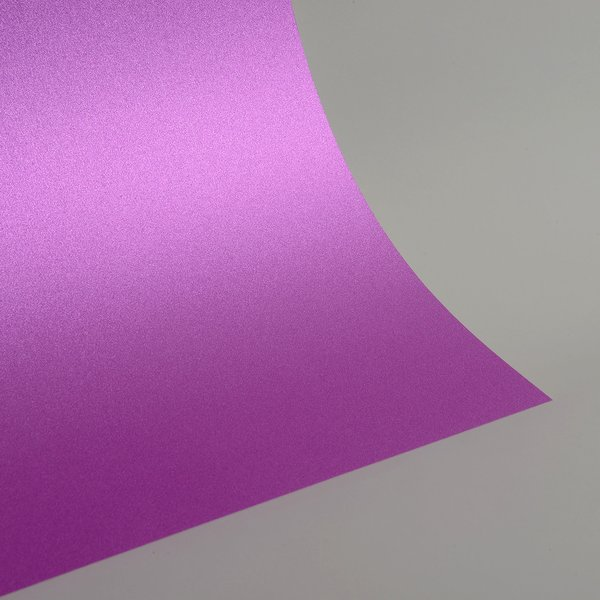 "Ultra Fine Glitter Card Stock, 12"" x 12"" x 3 sheets, Rose Pink , SKU# GC-1212008-3"