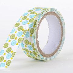 Fabric Decorative Tape, Satin, SKU: SA013