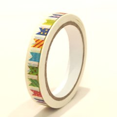 Washi Tape, Flag, SKU: WT080176