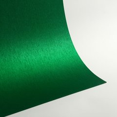 "Satin Glitter Sticky Paper, 6"" x 9"" x 5 sheets, Satin Green, SKU# GTS-202"