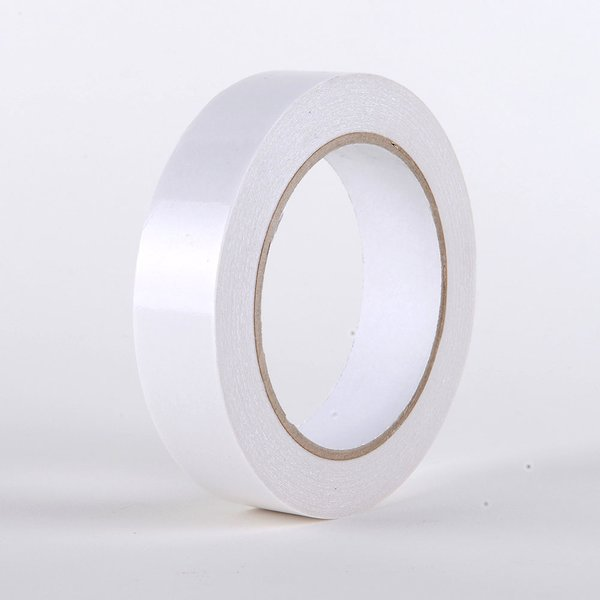"""DS-0802525, D/S Tissue Tape, 1"""" x 27 Yards"""