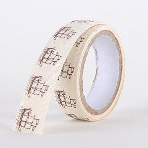 Fabric Decorative Tape, Cotton, SKU: CT003