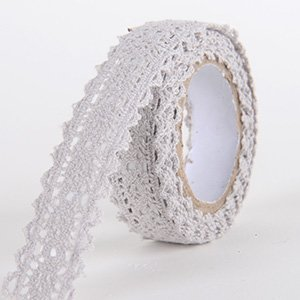 Fabric Decorative Tape, Lace, SKU: LA101