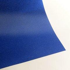 "Ultra Fine Glitter Card Stock, 12"" x 12"" x 3 sheets, Navy Blue, SKU# GC-1212017-3"