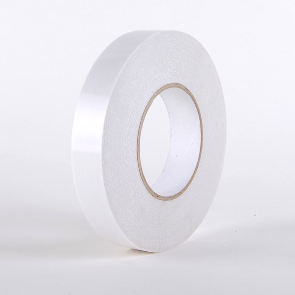 """DS-0801225, D/S Tissue Tape, 1/2"""" x 27 Yards"""