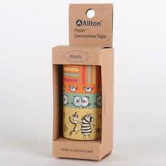 Designer Choice Washi Tape, Animal, SKU: TPX990070