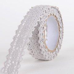 Fabric Decorative Tape, Lace, SKU: LA101