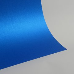 "Glitter Card Stock, 12"" x 12"" x 1 sheet, Royal Blue , SKU# GC-1212004"
