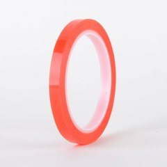 DS-090189, Super Sticky Red Tape, 9mm x 10 Meter