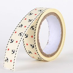 Fabric Decorative Tape, Satin, SKU: SA017