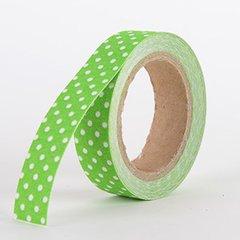 Fabric Decorative Tape, Dots, SKU: DT008