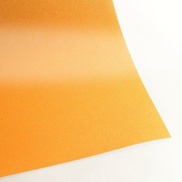 "Ultra Fine Glitter Card Stock, 12"" x 12"" x 3 sheets, Gold, SKU# GC-1212018-3"
