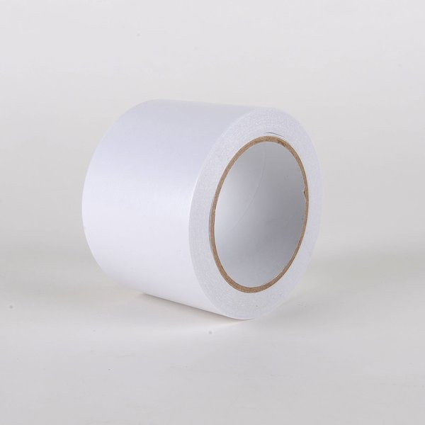 """DS-0807625, D/S Tissue Tape, 3"""" x 27 Yards"""