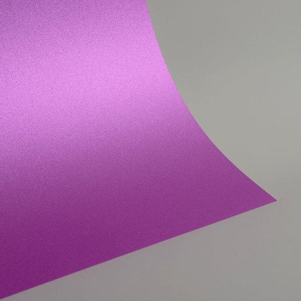 """Ultra Fine Glitter Sticky Paper, 12"""" x 12"""" x 1 sheet, Rose Pink, SKU# GT-1212008"""