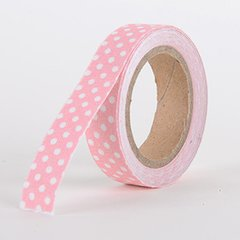 Fabric Decorative Tape, Dots, SKU: DT003