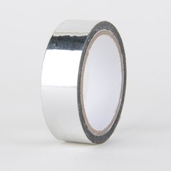 Decorative Tape, Foil Metallic Silver, SKU: DT150162