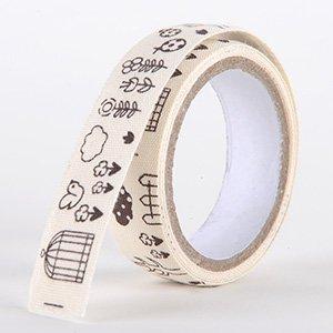 Fabric Decorative Tape, Cotton, SKU:  CT006