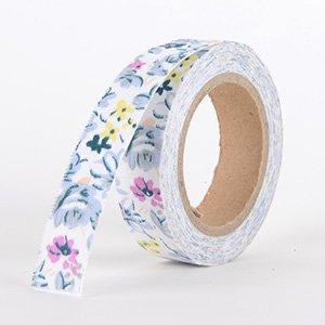 Fabric Decorative Tape, Flower, SKU: FL018