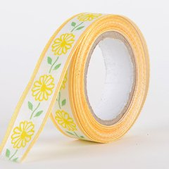 Fabric Decorative Tape, Satin, SKU: SA010