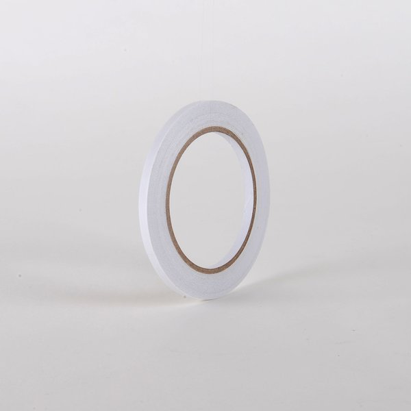 """DS-0800325, D/S Tissue Tape, 1/8"""" x 27 Yards"""