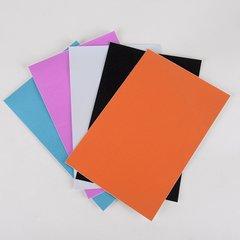 """Ultra Fine Glitter Sticky Paper, Mix Pack(2), 6"""" x 9"""" x 5 sheets, 5 color, SKU# GT-168"""