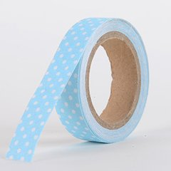 Fabric Decorative Tape, Dots, SKU: DT006