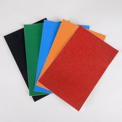 "Satin Glitter Sticky Paper, Satin Mix Pack(2), 6"" x 9"" x 5 sheets, 5 color, SKU# GTS-198"