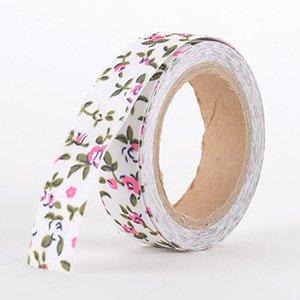 Fabric Decorative Tape, Flower, SKU: FL020