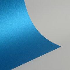 """Ultra Fine Glitter Sticky Paper, 12"""" x 12"""" x 1 sheet, Sky Blue, SKU# GT-1212015"""