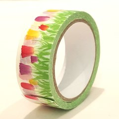 Washi Tape, Tulips, SKU: WT150167