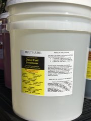 Diesel Fuel Conditioner - 5 gallon pail(s)