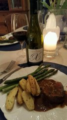 Fri., Oct. 20th: Sous Vide Châteaubriand with Château Potatoes and Roasted Asparagus ($26 Per Person / Time to Cook: 30 min. / Cook by Day: Monday)