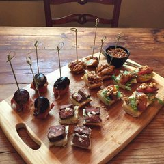 Available Soon! Fri., June 29th: Pintxos! (Basque Tapas) - ($17 Per Person / Time to Cook: 30 min. / Cook by Day: Monday)